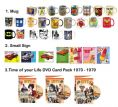 1970's Retro Gift Hamper | 40th Birthday Gift Idea